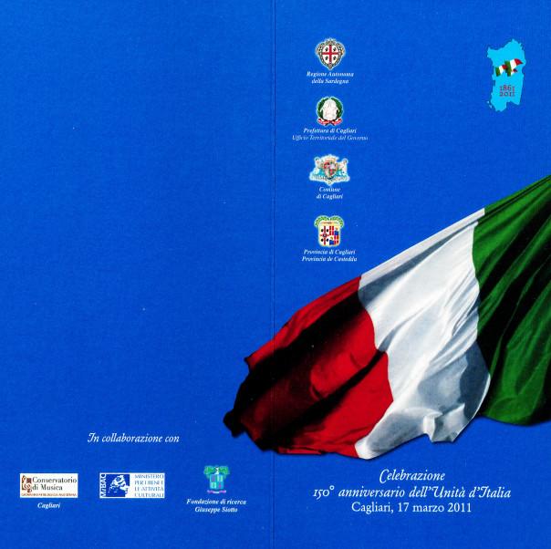 Celebrazione 150° anniversario dell'Unità d'Italia