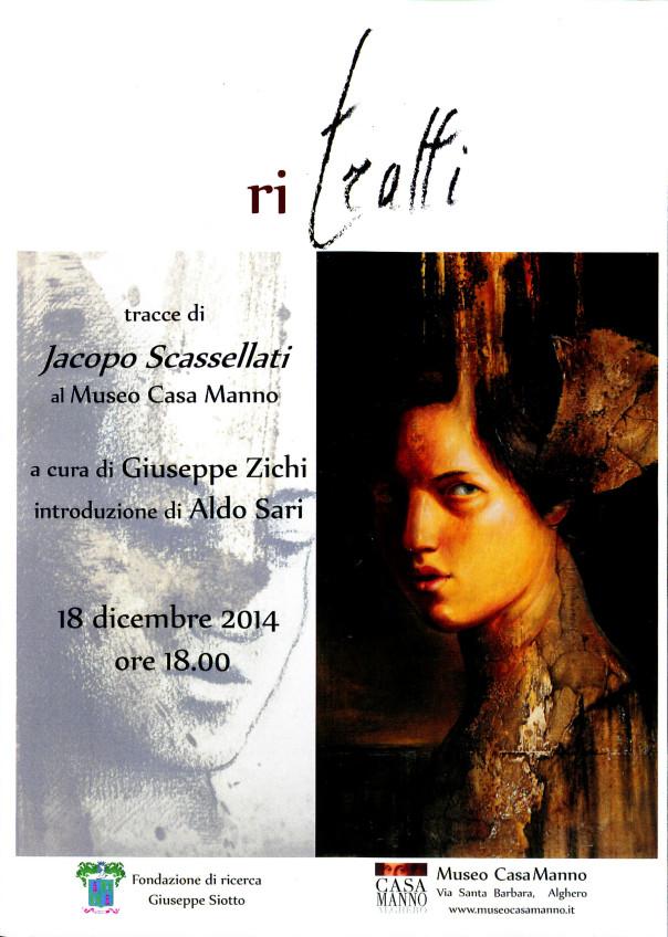 Ri-tratti - Tracce di Jacopo Scassellati