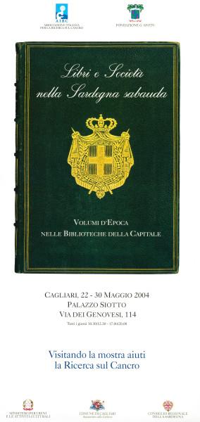 Libri e Società nella Sardegna sabauda - Volumi d'Epoca nelle Biblioteche della Capitale