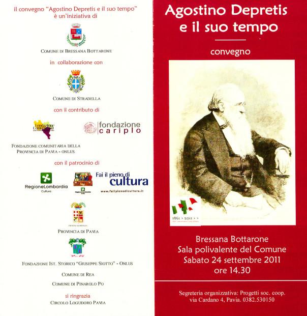 Agostino Depretis e il suo tempo - Convegno