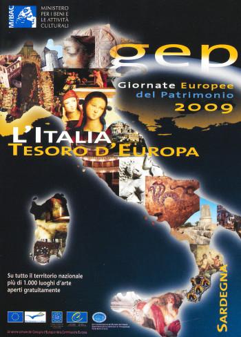L'Italia Tesoro d'Europa - Giornate Europee del Patrimonio 2009