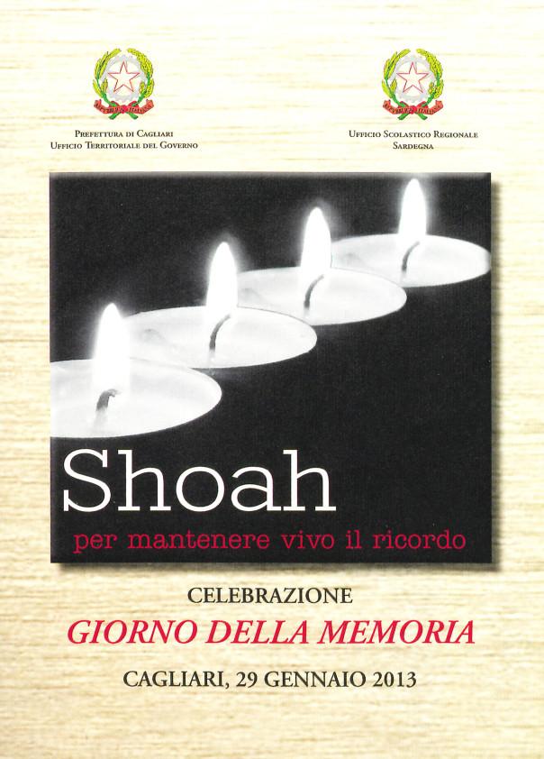 Shoah: per mantenere vivo il ricordo - Celebrazione Giorno della Memoria