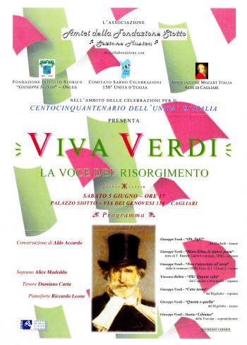 Viva Verdi - La voce del Risorgimento