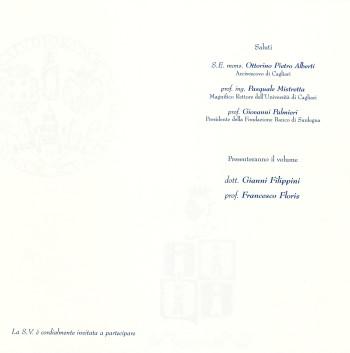 Presentazione del volume di Girolamo Sotgiu: Vittorio Angius e i suoi tempi