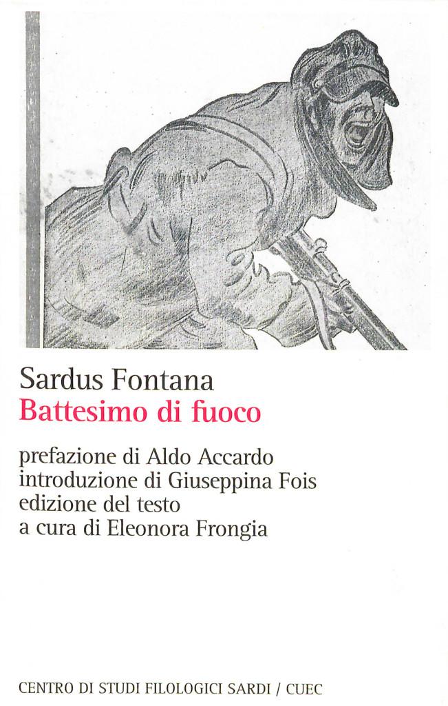 SARDUS FONTANA BATTESIMO DI FUOCO