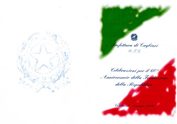 Celebrazioni per il 60° Anniversario della Fondazione della Repubblica