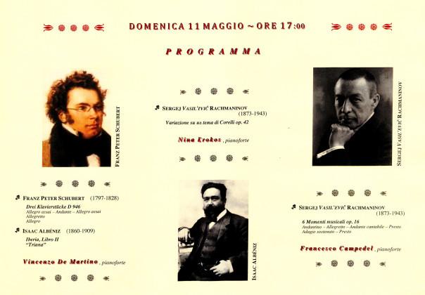 Monumenti in musica - Monumenti Aperti 2013