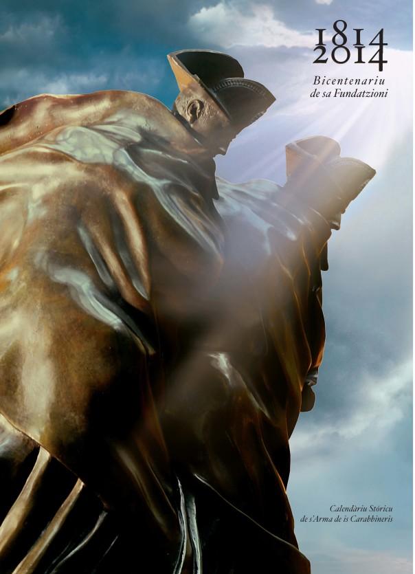 Calendario storico dell'Arma dei carabinieri - 2014