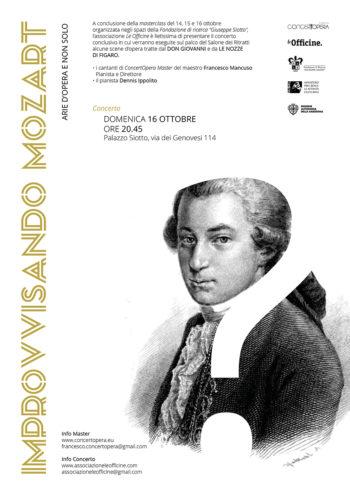 Improvvisando Mozart