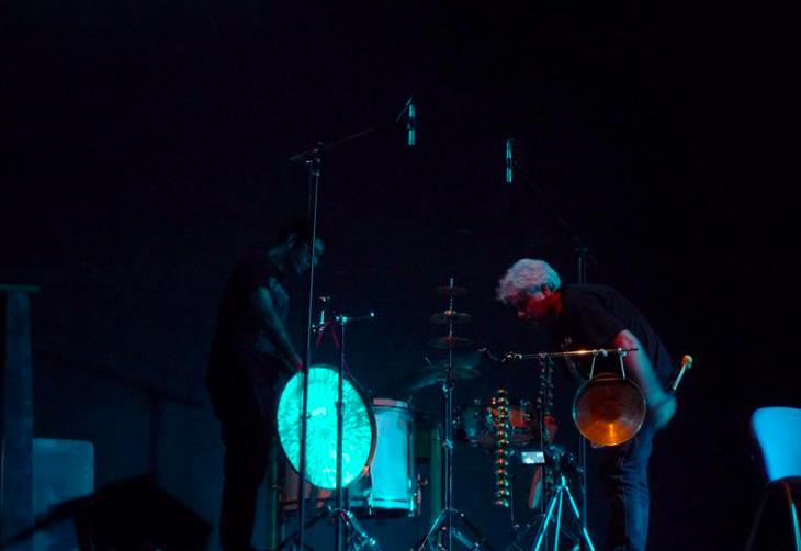 Sanna&Salis percussion duo per aCòa