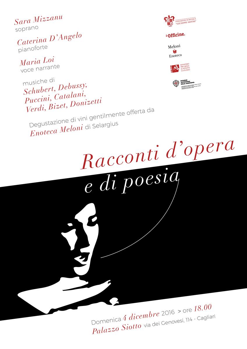 Racconti d'opera e di poesia