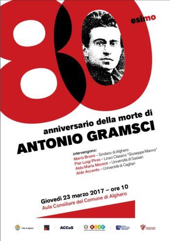 Ad Alghero un convegno per ricordare Antonio Gramsci