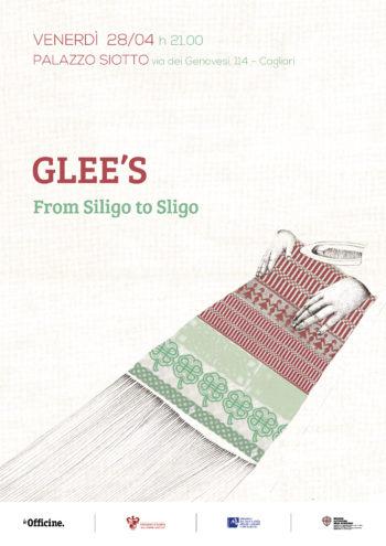 Da Maria Carta all'Irlanda: venerdì 28 aprile i Glee's presentano From Siligo to Sligo