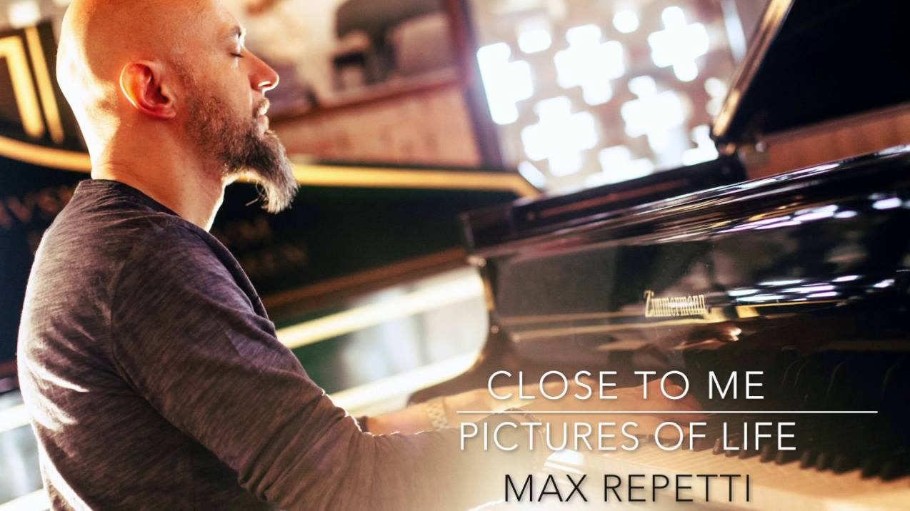 5×88 – Max Repetti in concerto