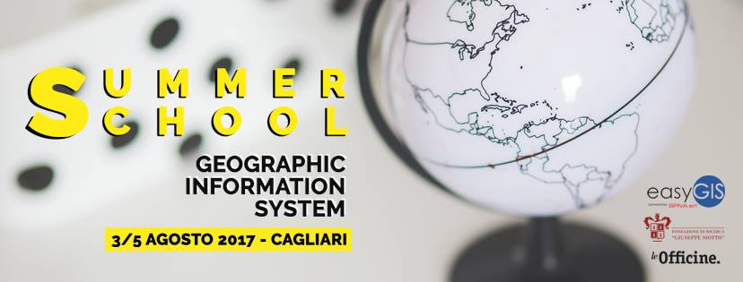 GIS SUMMER SCHOOL A PALAZZO SIOTTO
