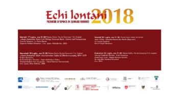 Rassegna di proiezioni Musica Barocca – Echi Lontani 2018