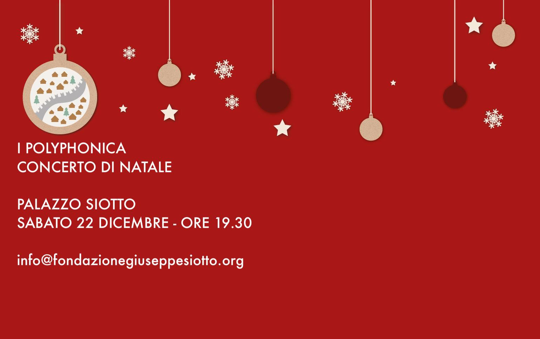 Concerto di Natale con I Polyphonica