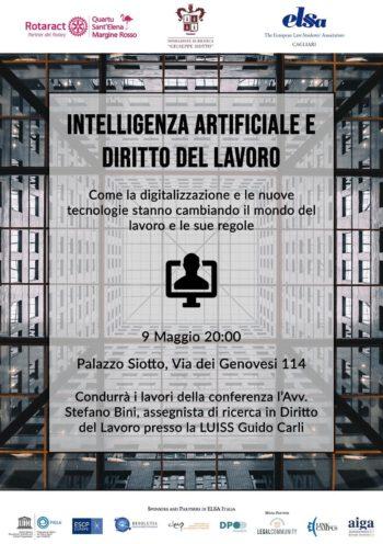 Intelligenza artificiale e diritto del lavoro