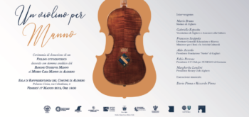 Un violino per Manno