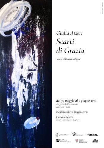 Scarti di Grazia alla Galleria Siotto