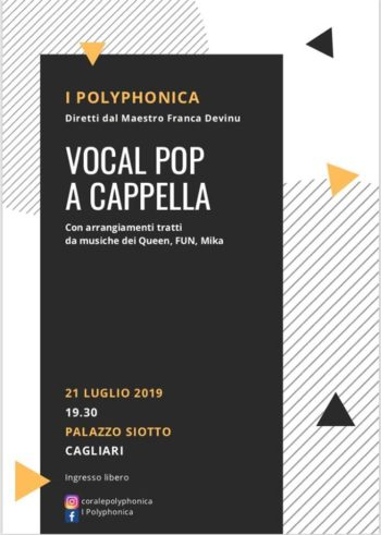 """Corale """"I Polyphonica"""" in concerto"""