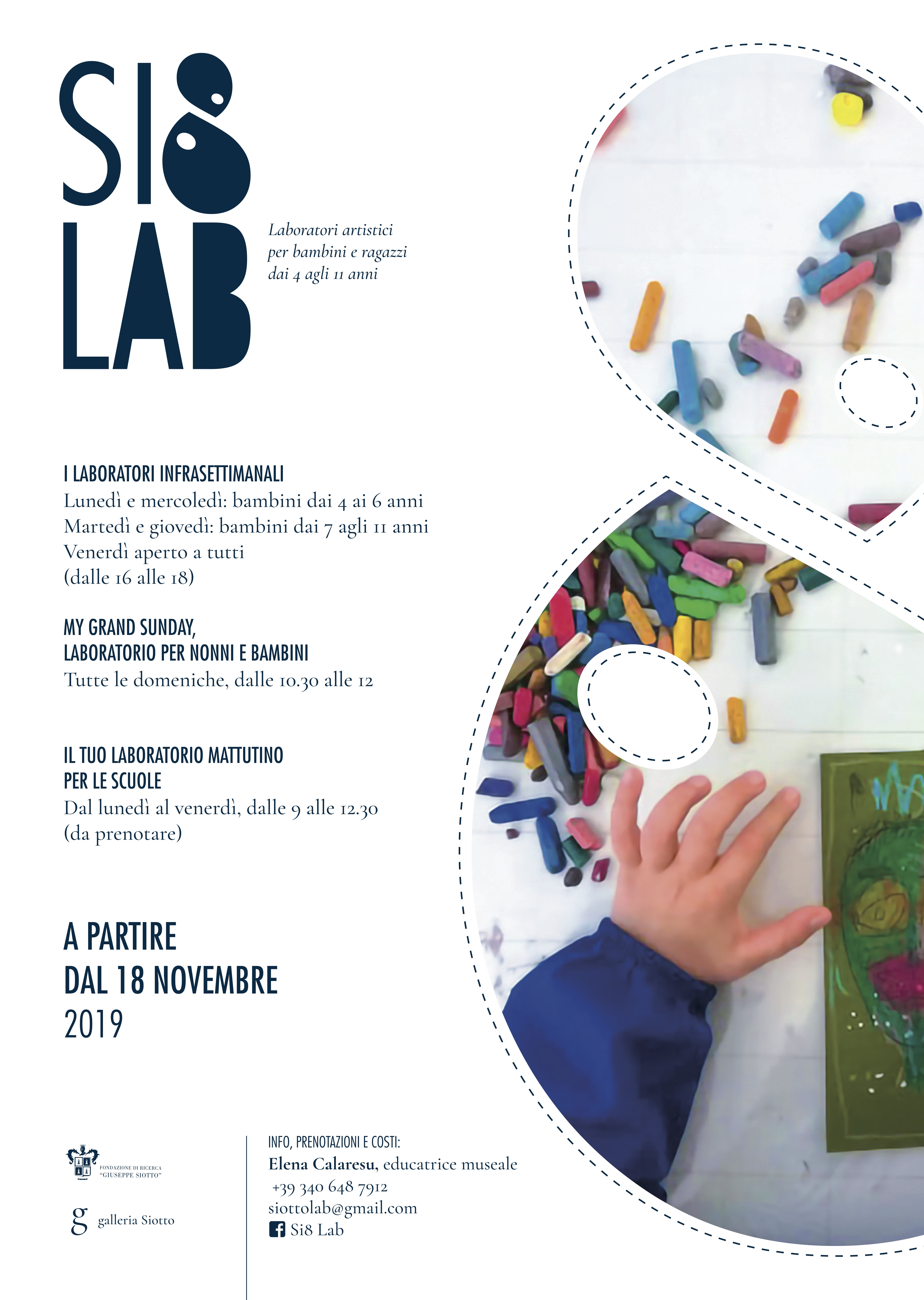 Si8 – Lab