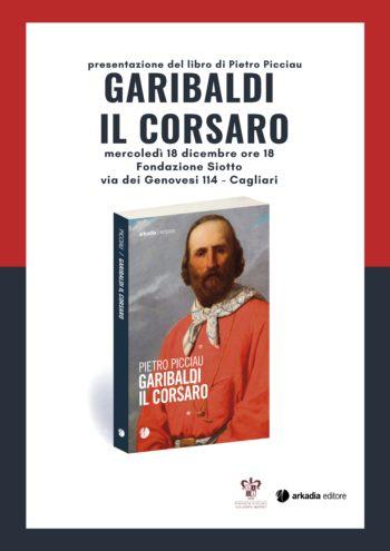 Garibaldi il corsaro, presentazione del libro