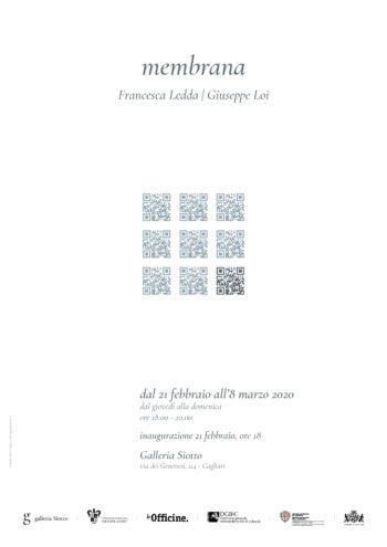 Membrana – personale di Francesca Ledda e Giuseppe Loi