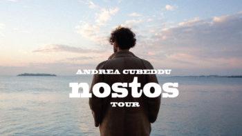 Nostos – Andrea Cubeddu in concerto