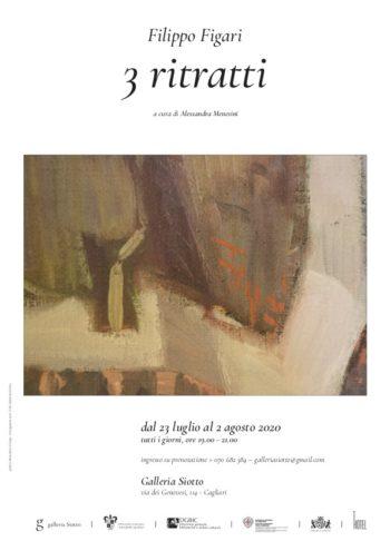 Filippo Figari – 3 ritratti