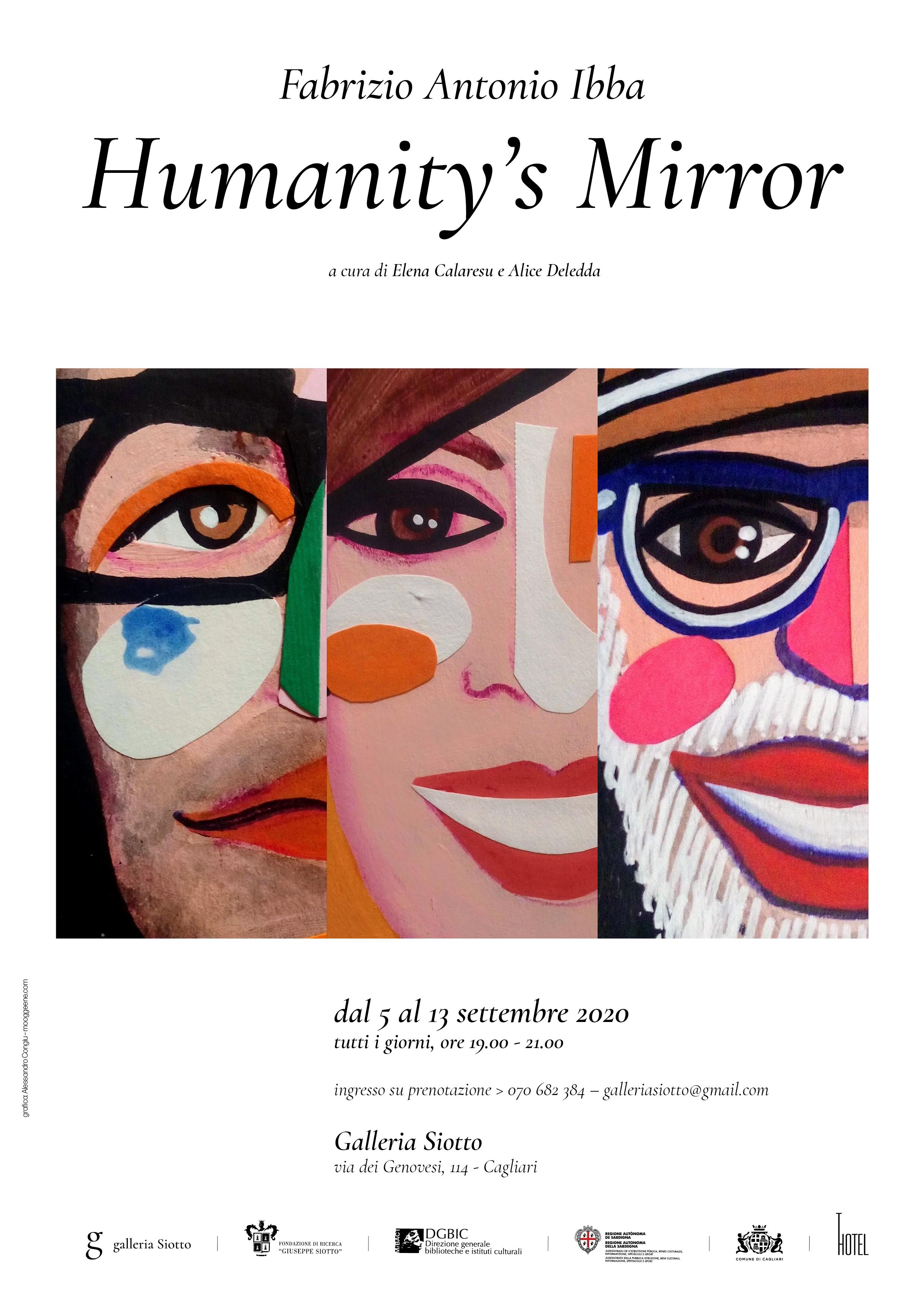 Humanity's Mirror di Fabrizio Antonio Ibba