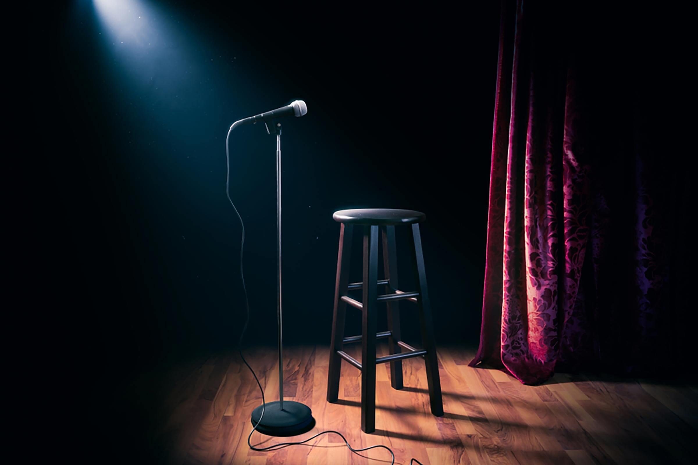 Si8 Comedy Club #1