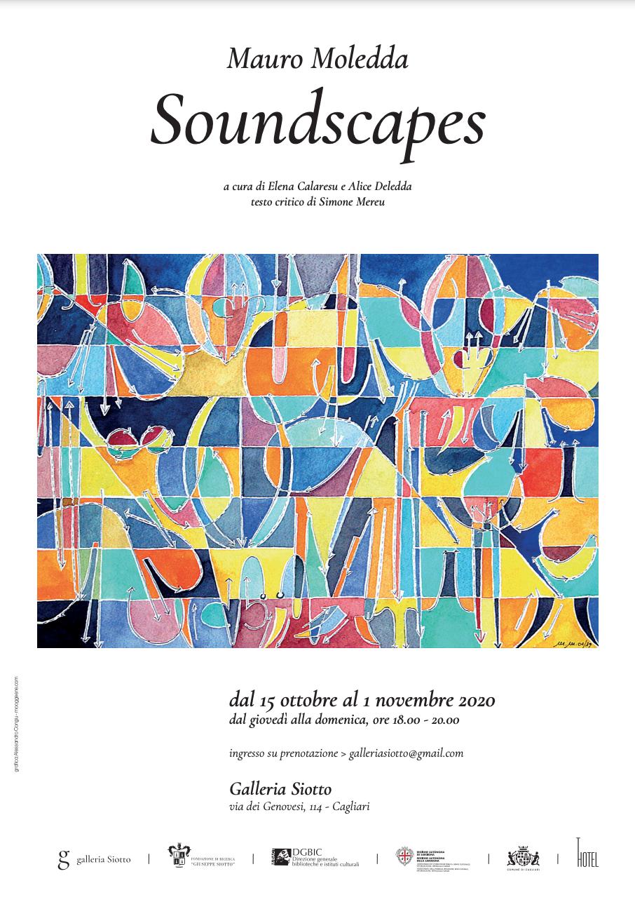 Mauro Moledda – Soundscapes (paesaggi sonori)