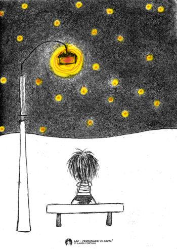 Quando le luci si spengono, di Emily Dickinson