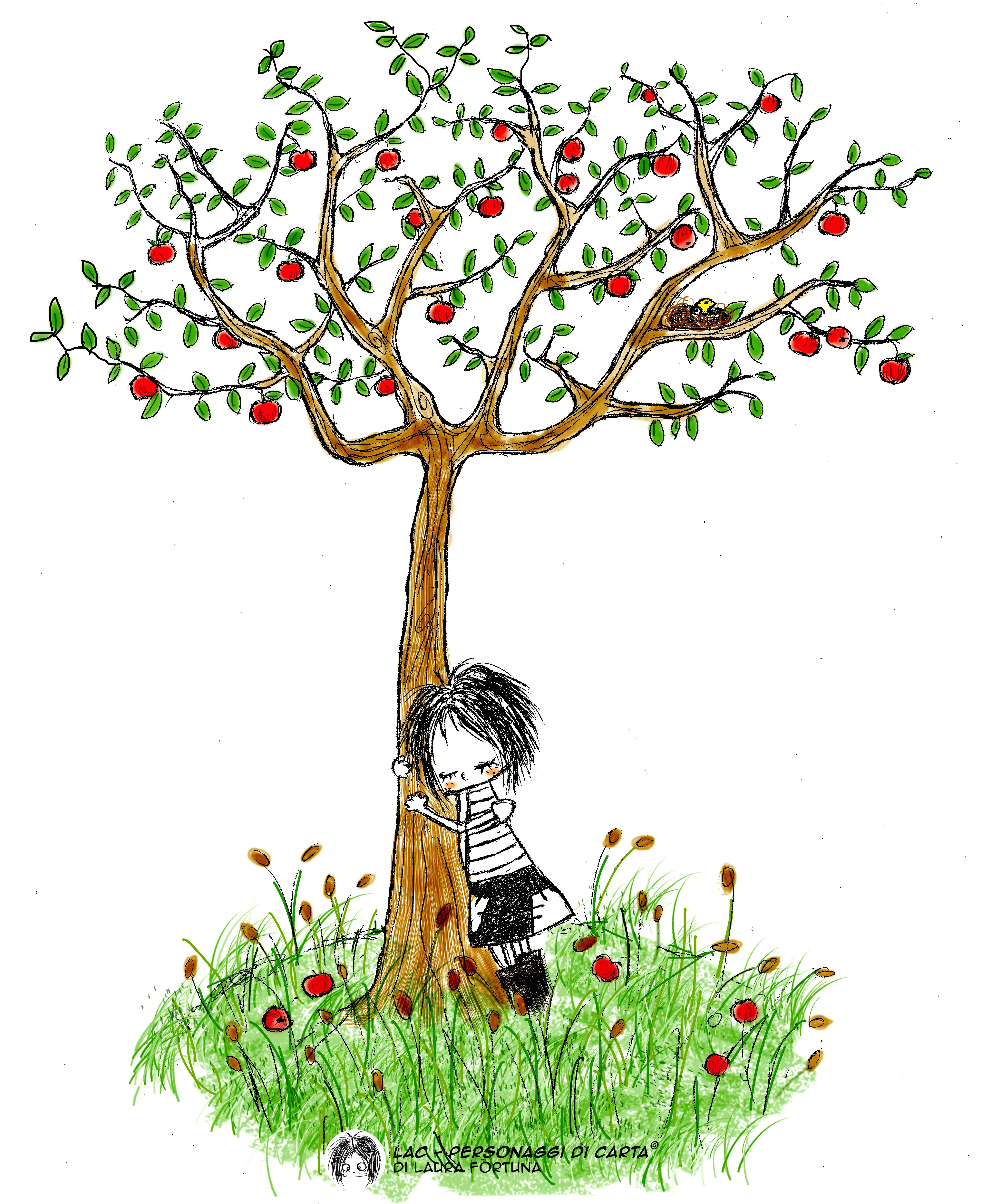 L'albero, Luis Sepulveda
