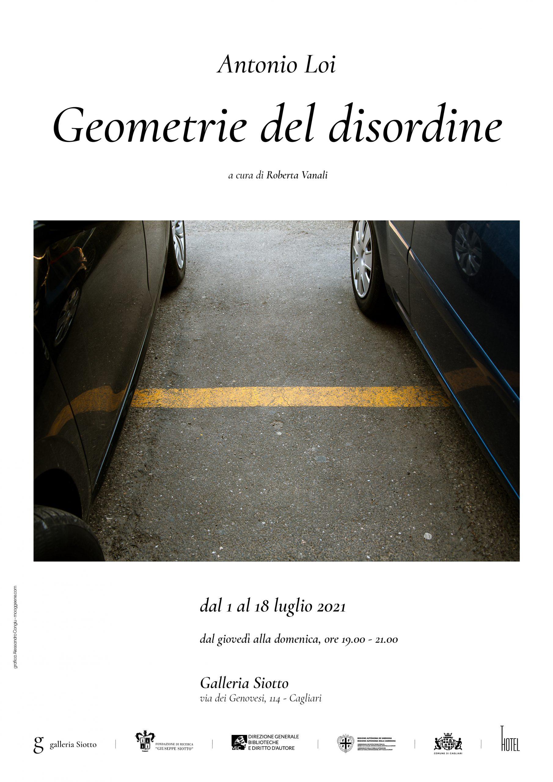 Geometrie del disordine – Antonio Loi