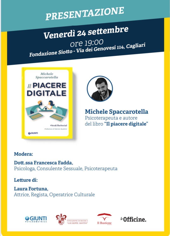 Presentazione del libro 'Il piacere digitale'