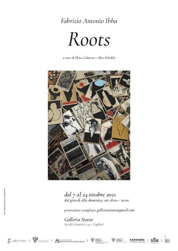 Roots – personale di Fabrizio Antonio Ibba
