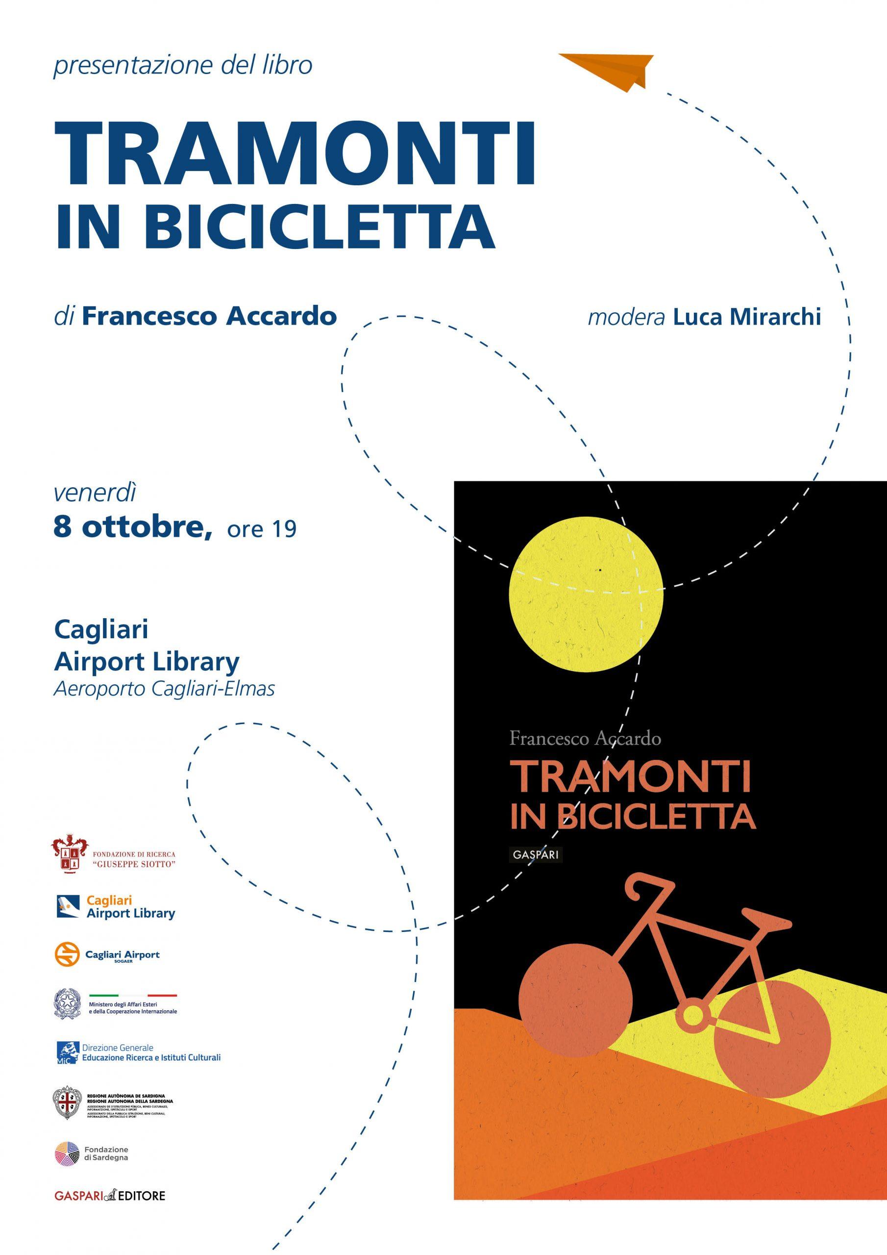 Presentazione del libro 'Tramonti in bicicletta'